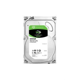 "Жесткий диск 3.5"" Seagate BarraCuda HDD 500GB 7200rpm 32MB ST500DM009 SATA III"