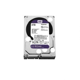 Жесткий диск Western Digital Purple 3TB 64MB WD30PURZ 3.5 SATA III