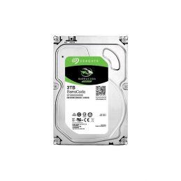 """Hard Drive 3.5 """"Seagate BarraCuda HDD 3TB 7200rpm 64MB ST3000DM008 SATA III"""