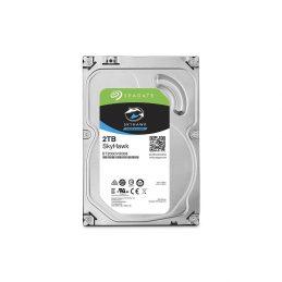 """Hard Drive 3.5 """"Seagate SkyHawk HDD 2TB 5900rpm 64MB ST2000VX008 SATAIII"""