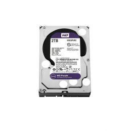 Hard Drive Western Digital Purple 2TB 64MB WD20PURZ 3.5 SATA III