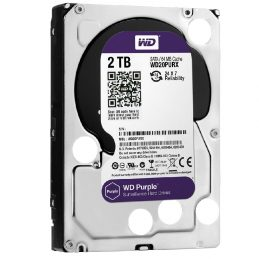 Dysk twardy Western Digital Purple 2 TB 64 MB WD20PURX 3.5 SATA III