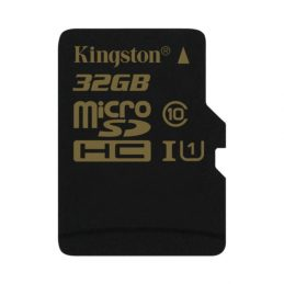 Memory Card Kingston 32GB microSDHC C10 (SDCA10 / 32GBSP)