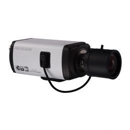 Корпусная IP-видеокамера Hikvision DS-2CD864FWD-E