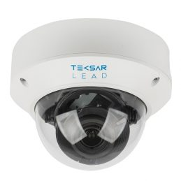 IP Camcorder Dome Tecsar Lead IPD-L-2M30V-SDSF-poe
