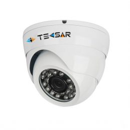 Dome TVI camera Tecsar AHDD-1Mp-20Fl-in-THD