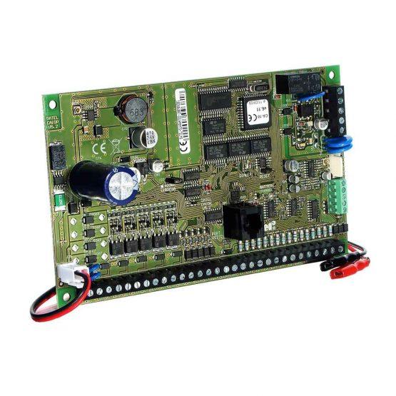 Плата приемно-контрольного прибора Satel CA-10 P