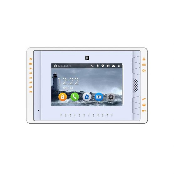IP видеодомофон Bas IP AF-07 v3