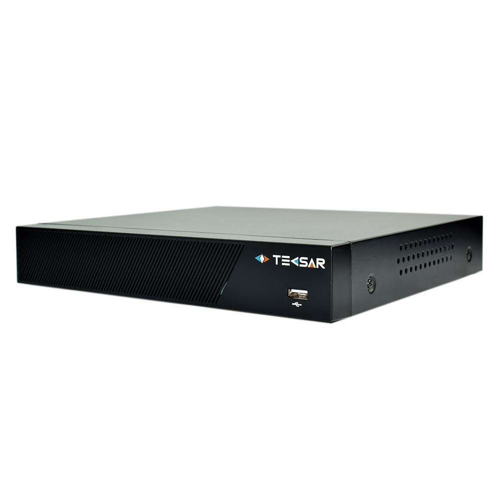 HD-TVI 8 channel DVR Hybrid TVI//analog//IP autodetect 720p 1080p HD Hikvision