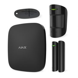 Ajax StarterKit black alarm kit