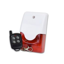 Stand-alone alarm system Post-Mini