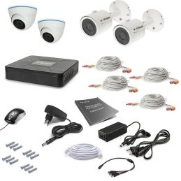 Tecsar 4OUT-MIX Surveillance Kit