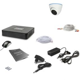 Tecsar 1OUT-DOME Surveillance Kit