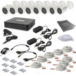 Tecsar 8OUT Surveillance Kit