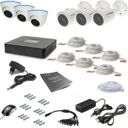 Tecsar 6OUT-MIX Surveillance Kit