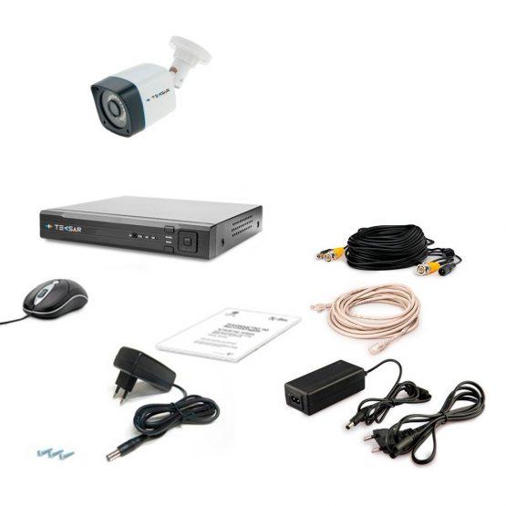 CCTV Tecsar AHD 1OUT-3M LIGHT